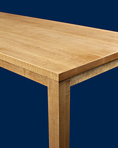 Grothouse Lumber introduces custom tables by Paul Grothouse