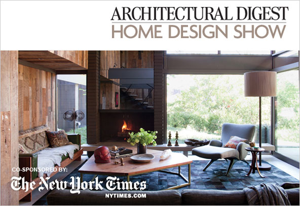 Archtitectural Digest Home Design Show