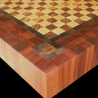 Wenge Inlay