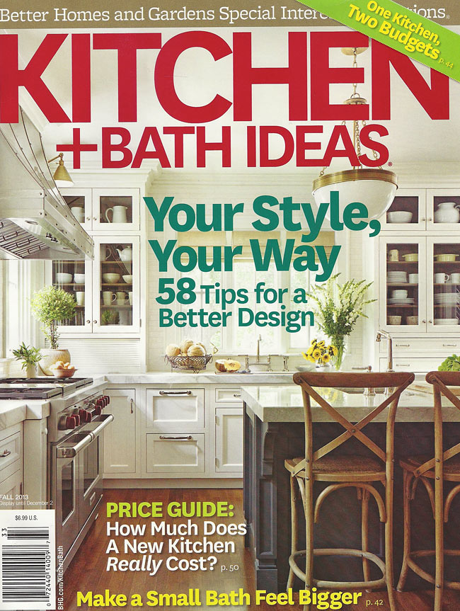Kitchen and bath ideas magazine 28 images bhg kitchen for Kitchen ideas magazine
