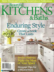 Beautiful Kitchens & Baths Summer 2013 Cherry Distressed Wood Countertops