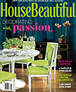 Grothouse Pastore™ Table in House Beautiful Magazine