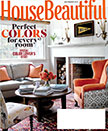 Live Edge Countertop in House Beautiful September 2015 Issue