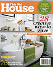 Custom Wood Countertop Choices in This Old House Magazine