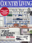 Grothouse featured in Country Living magazine