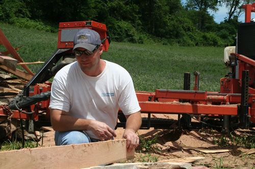 Paul Grothouse of Grothouse Lumber
