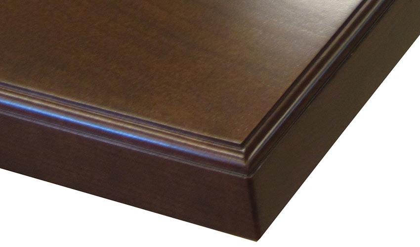 1 4 Beaded Roundover Countertop Edge Profile