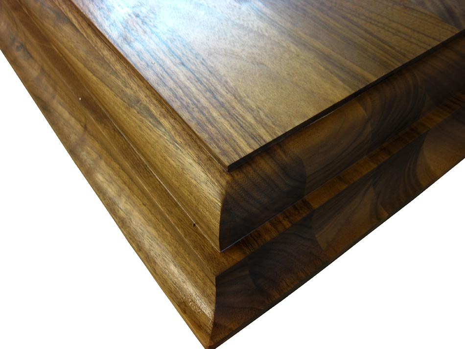 Countertop Edge Profiles : Super Double Roman Ogee Countertop Edge Profile by Grothouse
