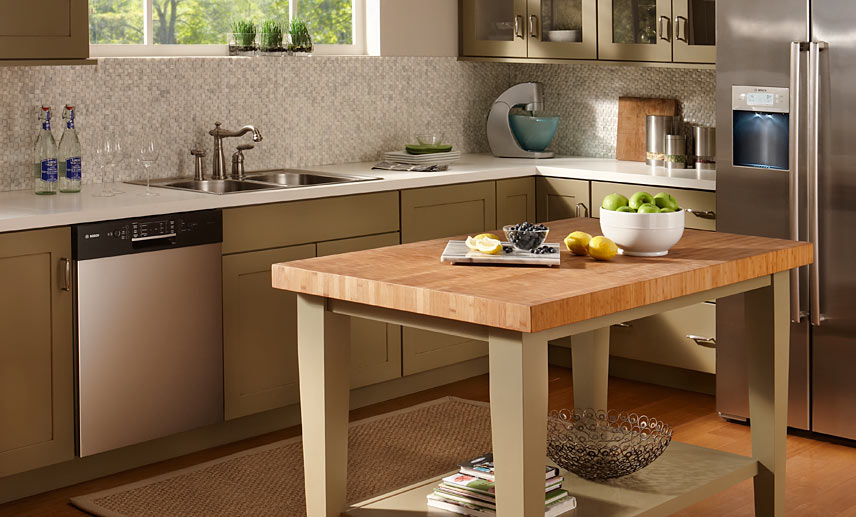 Kitchen Countertops - Laminate Wooden countertops - IKEA