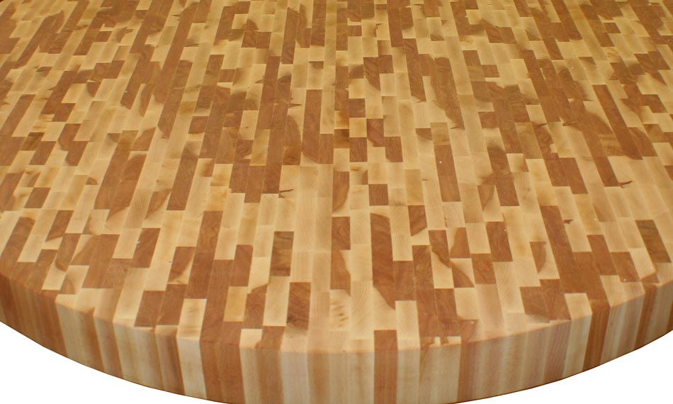 Beech Butcher Block Countertop Photos