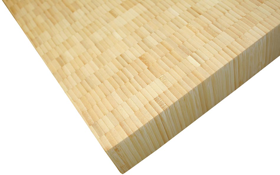Natural Bamboo End G..