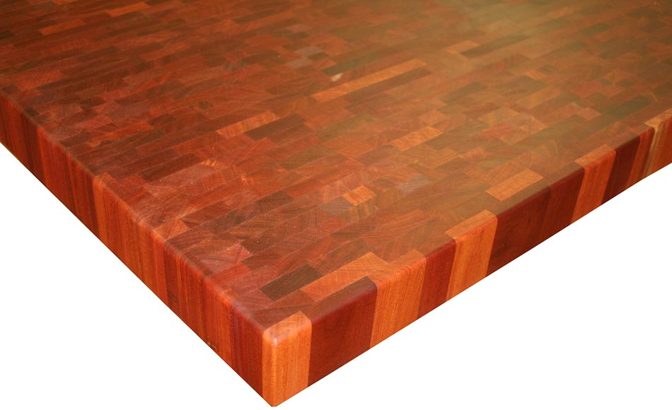 Remarkable Custom Santos Mahogany Butcher Block Countertop Photo 950 x 580 · 52 kB · jpeg