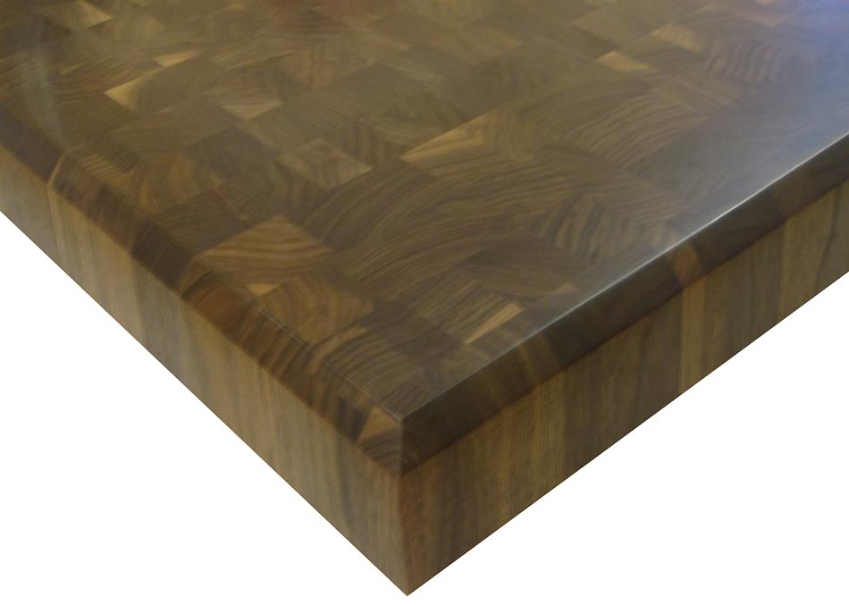 Custom Butcher Block Countertops by Grothouse