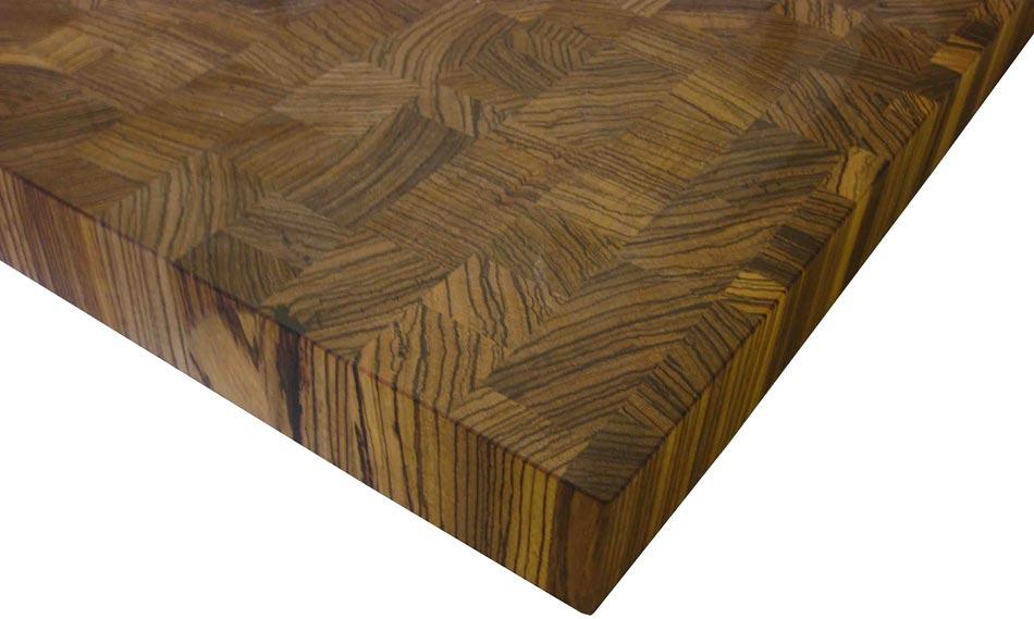 custom butcher block countertops by custom walnut