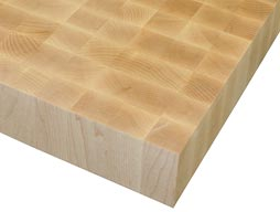 Custom Maple Butcher Block Photo