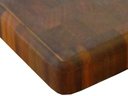 Santos Mahogany Butcherblock Countertop Photo