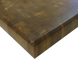 Custom Walnut Butcher Block Photo