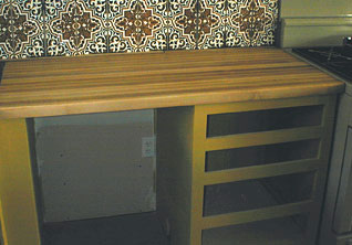 Grothouse Butcher Block Countertop