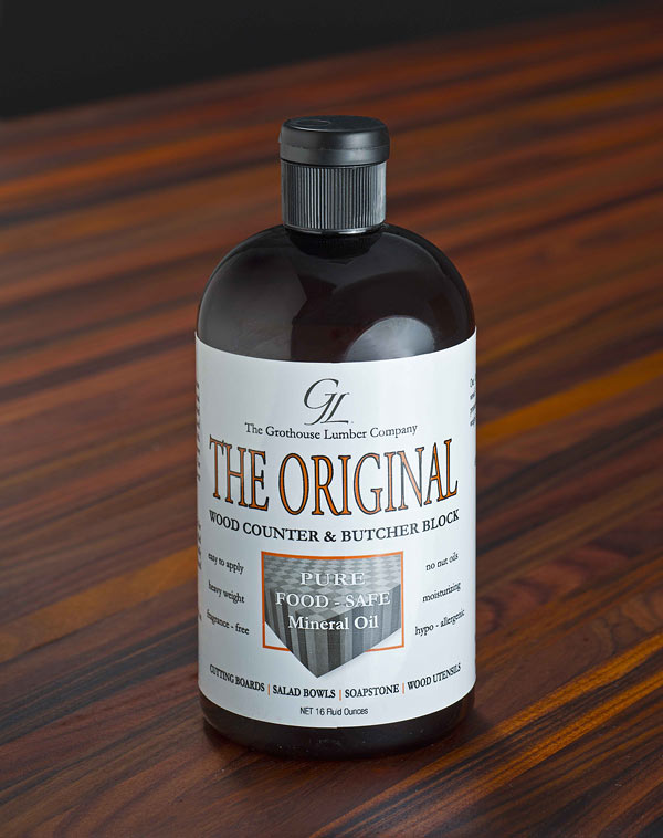 The Original Oil™ Finish by Grothouse