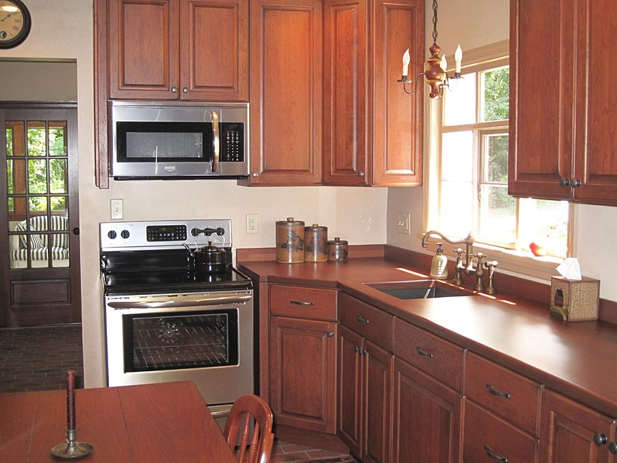 Custom Cherry Wood Counters in PA