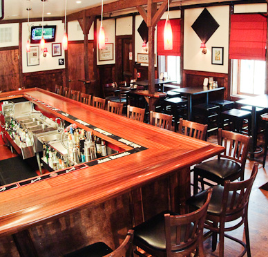 Commercial Bar Top Design Steps