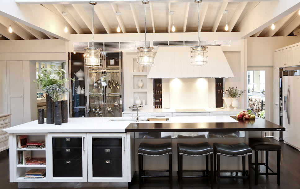 Grothouse Crafts Wenge Wood Countertops For House Beautiful Kitchen Of The  Year