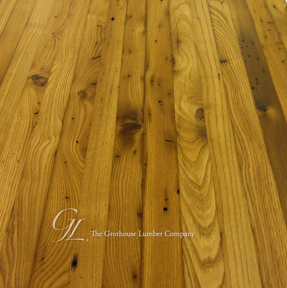 chestnut wood grain custom reclaimed chestnut wood countertop in