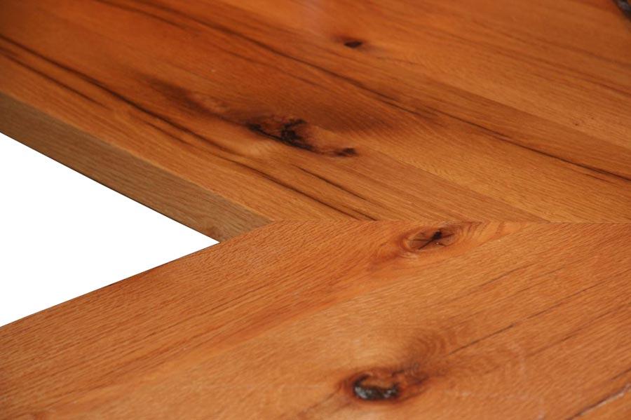 Reclaimed Oak Wood Counters In Stockton New Jersey