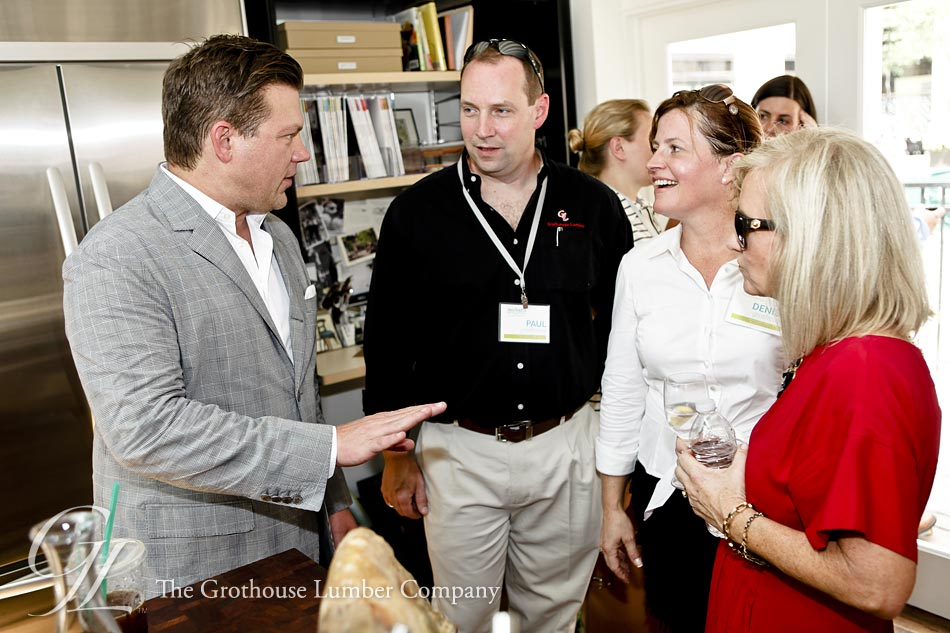 Grothouse with Tyler Florence for Kitchen of the Year 2011