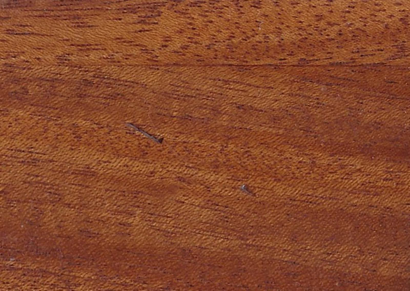 African mahogany wood countertop commercial bar top