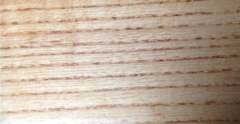 Ash Wood Finish ~ Custom ash wood kitchen countertops bar tops stain