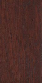 Santos Mahogany Wood with The Favorite Stock Stain