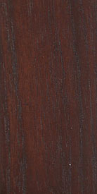 Teak Wood with Antique Mahogany Stock Stain