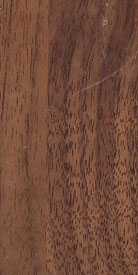 Walnut Wood with Belle Haven Stock Stain
