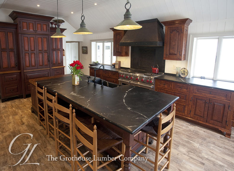 ... countertop wood burmese teak category kitchen butcher block countertop