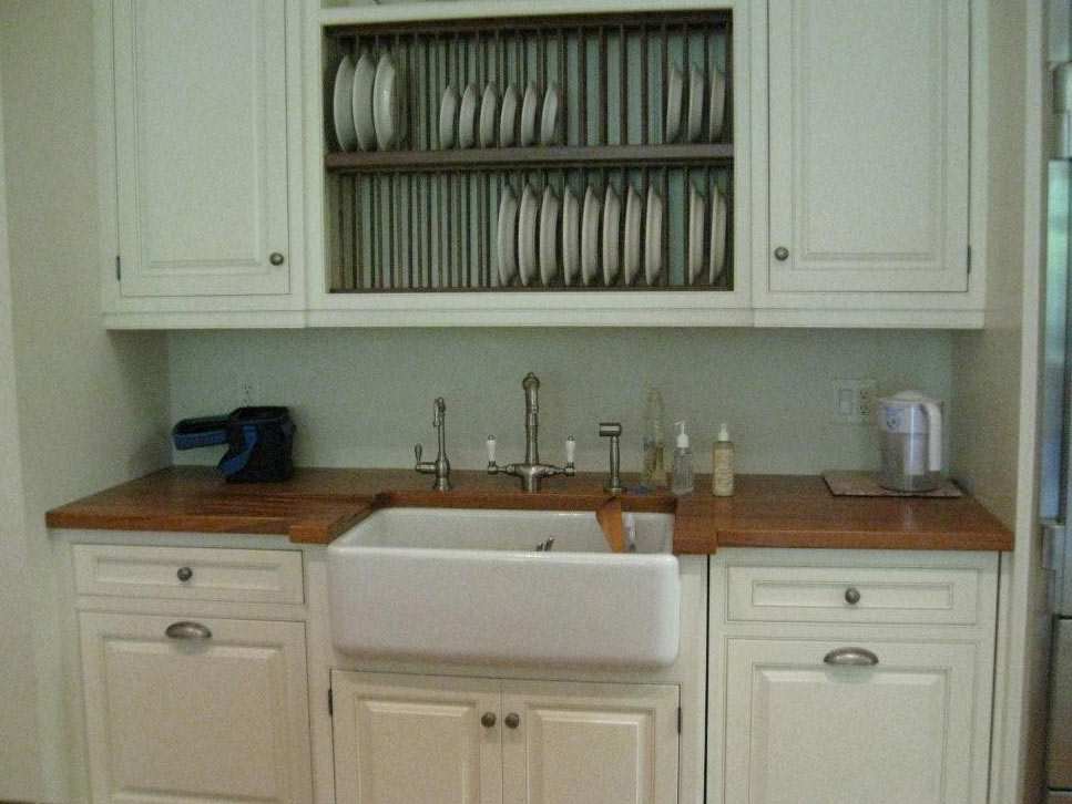 Teak Wood Counters in Savannah, Georgia