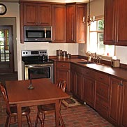 Cherry Wood Counter in Oakmont, PA