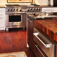 Walnut Butcher Block Countertop in PA