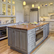 Walnut Wood Countertop in Maryland