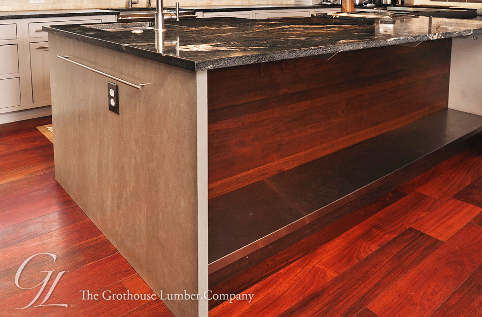 Custom Walnut Butcher Block PA