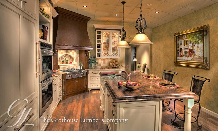 Customer Reviews of Grothouse Wood Countertops