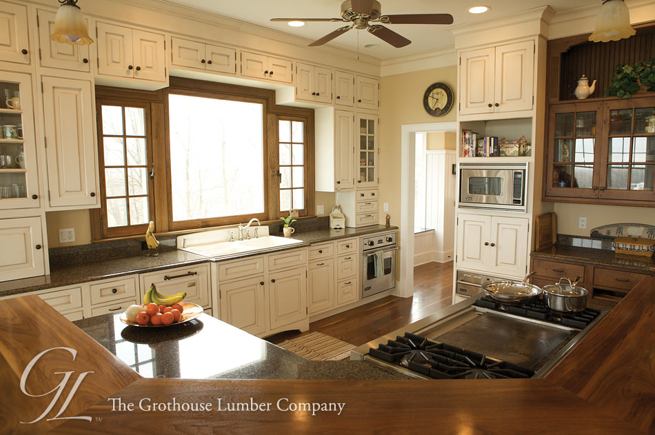 Walnut Wood Counter in Elkton, VA