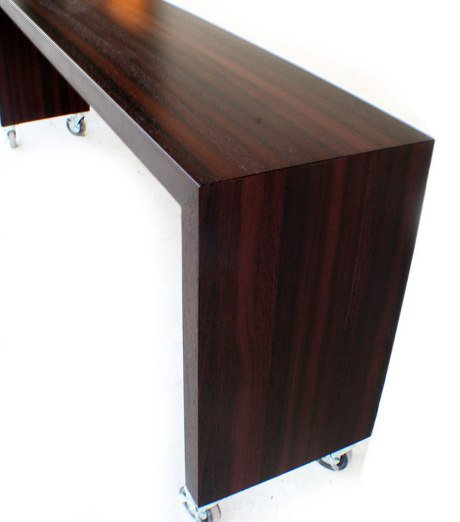 Kitchen Bench Waterfall Edge: Pastore™ Waterfall Wood Countertops And Butcher Block Tables