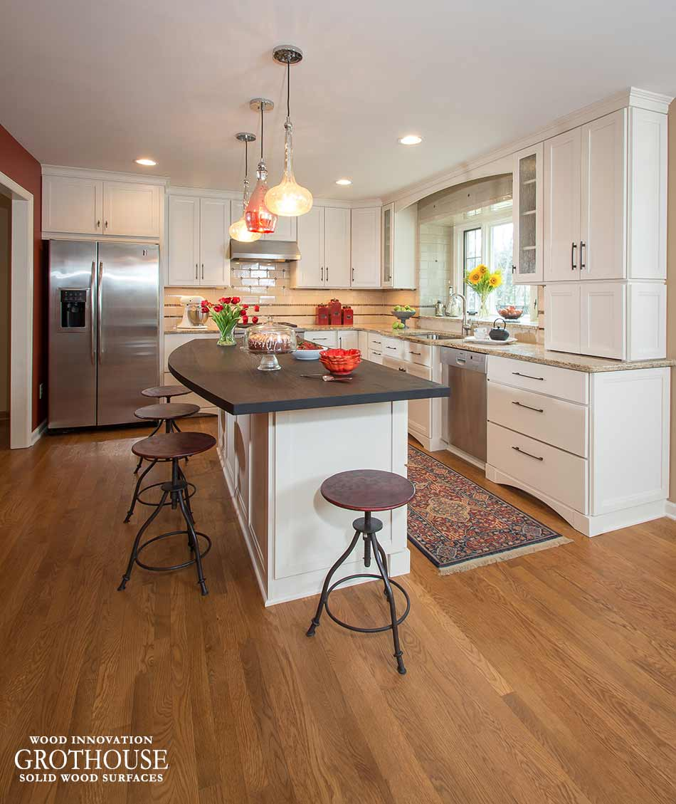 amusing kitchen island counter | Wenge Kitchen Island Counter in Worthington, OH