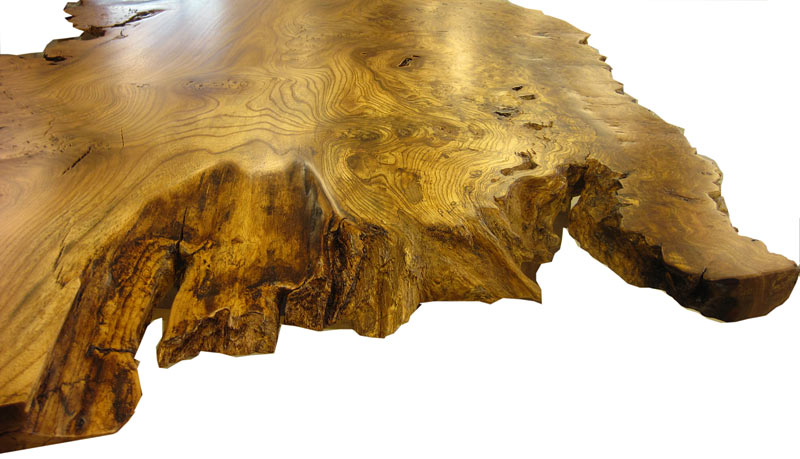Live edge wood countertops by grothouse for Natural edge wood countertops
