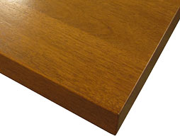 Photo of African Mahogany Flat Grain Wood Counter