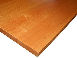Photo of Cherry Flat Grain Counter