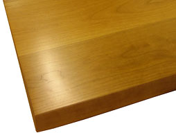 Photo of Cherry Wood Flat Grain Counter