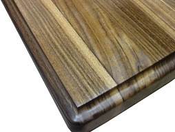 Walnut Wood countertop in Edge Grain Construction