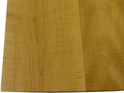 Photo of Maple Flat Grain Counter